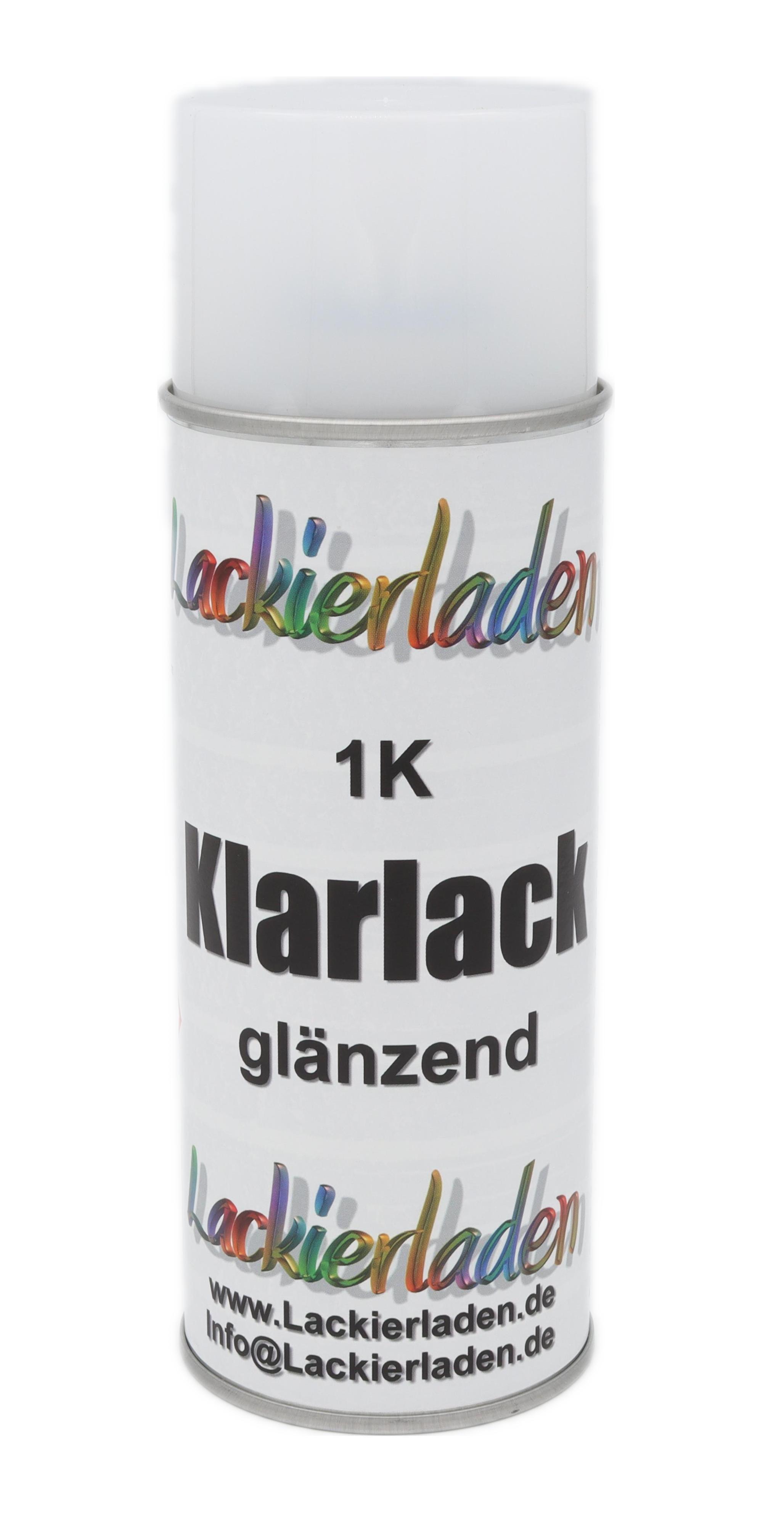 Spraydose 1K Klarlack 400 ml