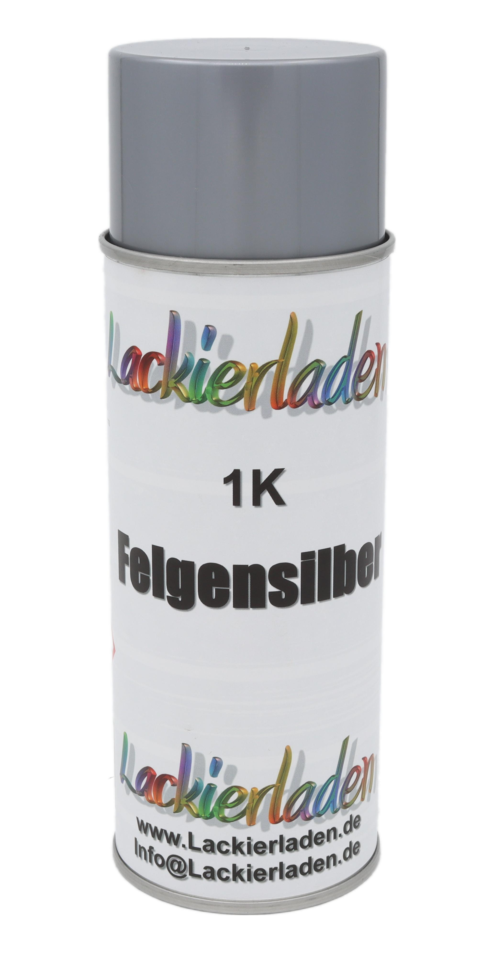 Spraydose Felgensilber 400 ml