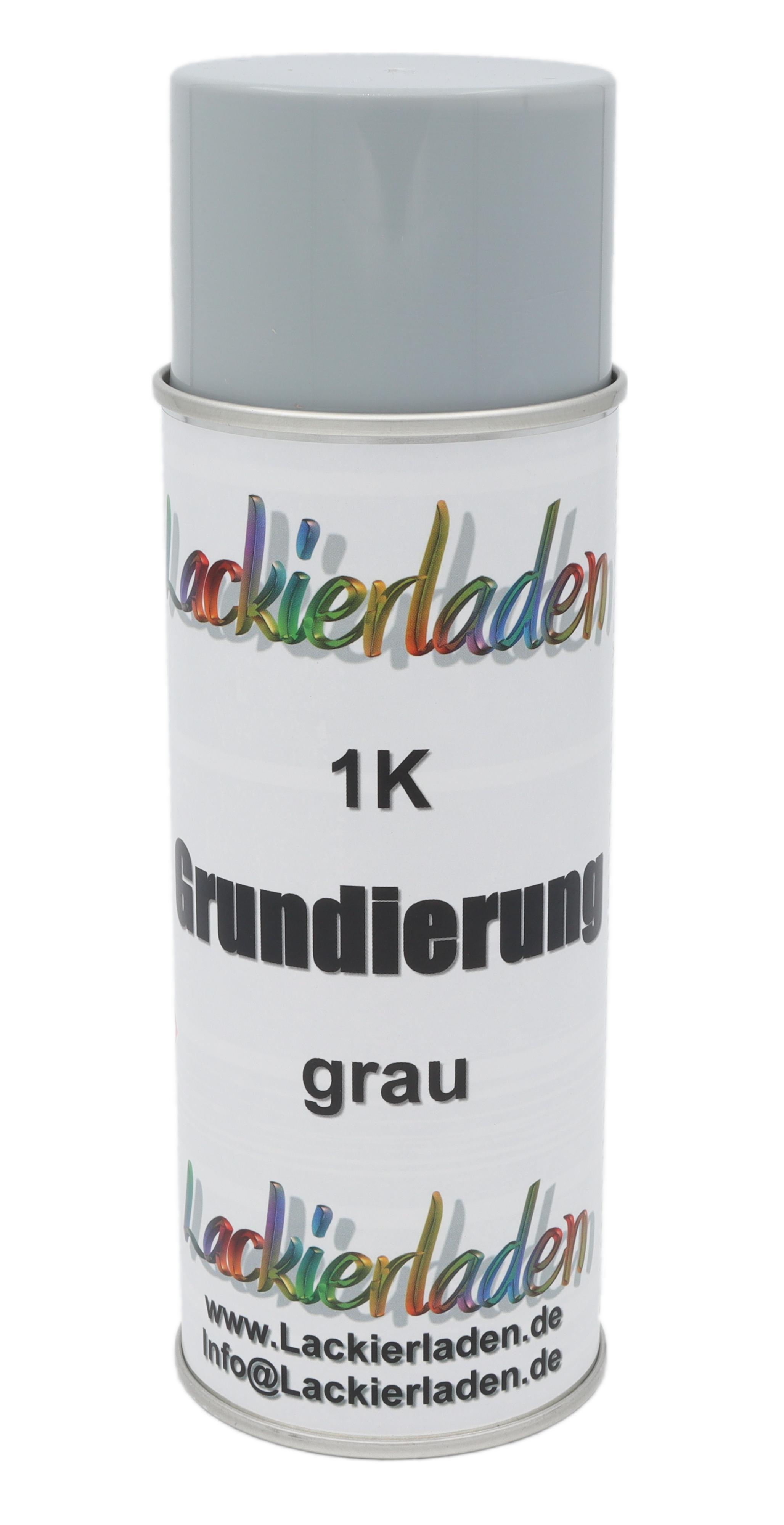 Spraydose 1K Grundierung grau 400 ml