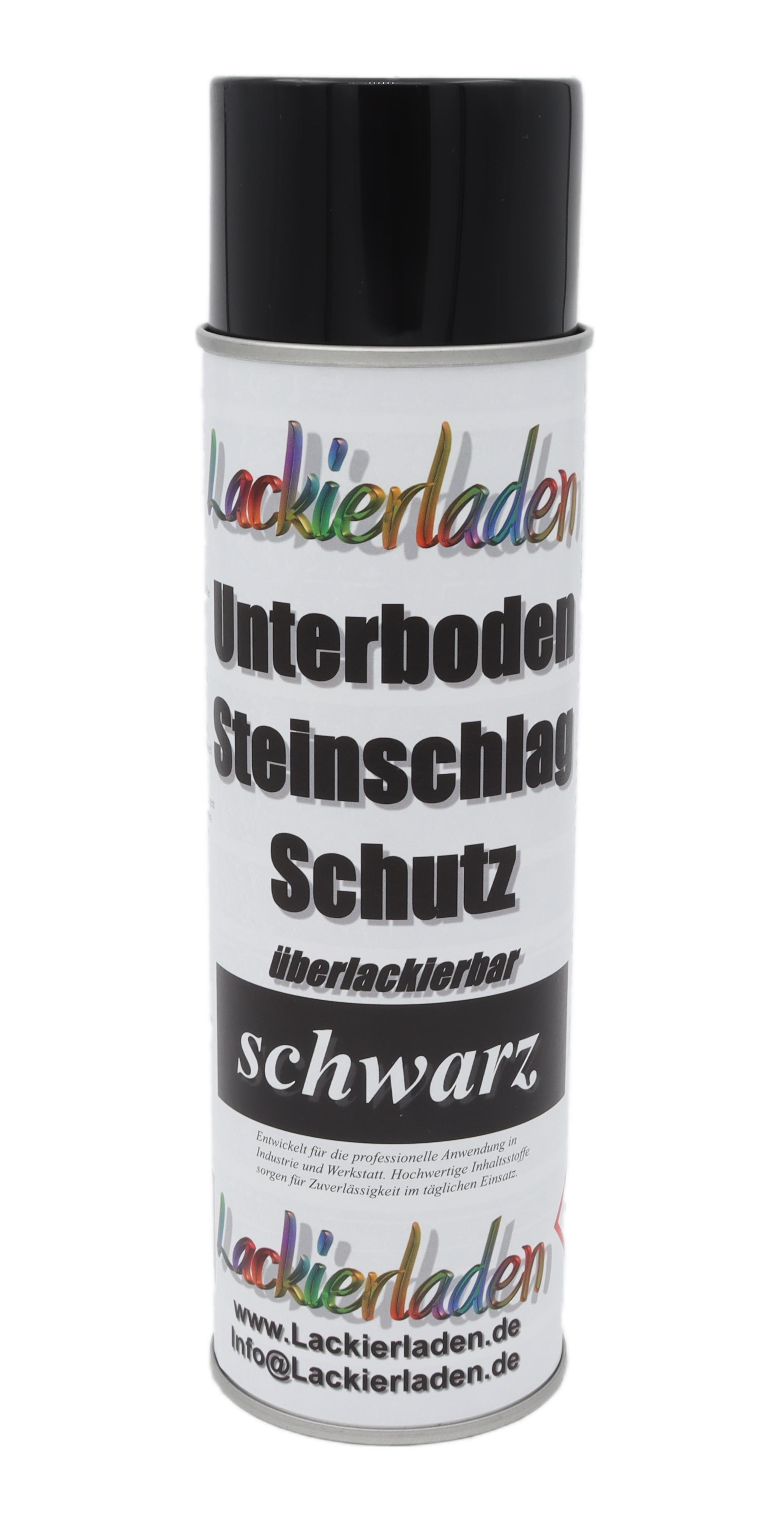 Spraydose Unterbodenschutz schwarz 500 ml