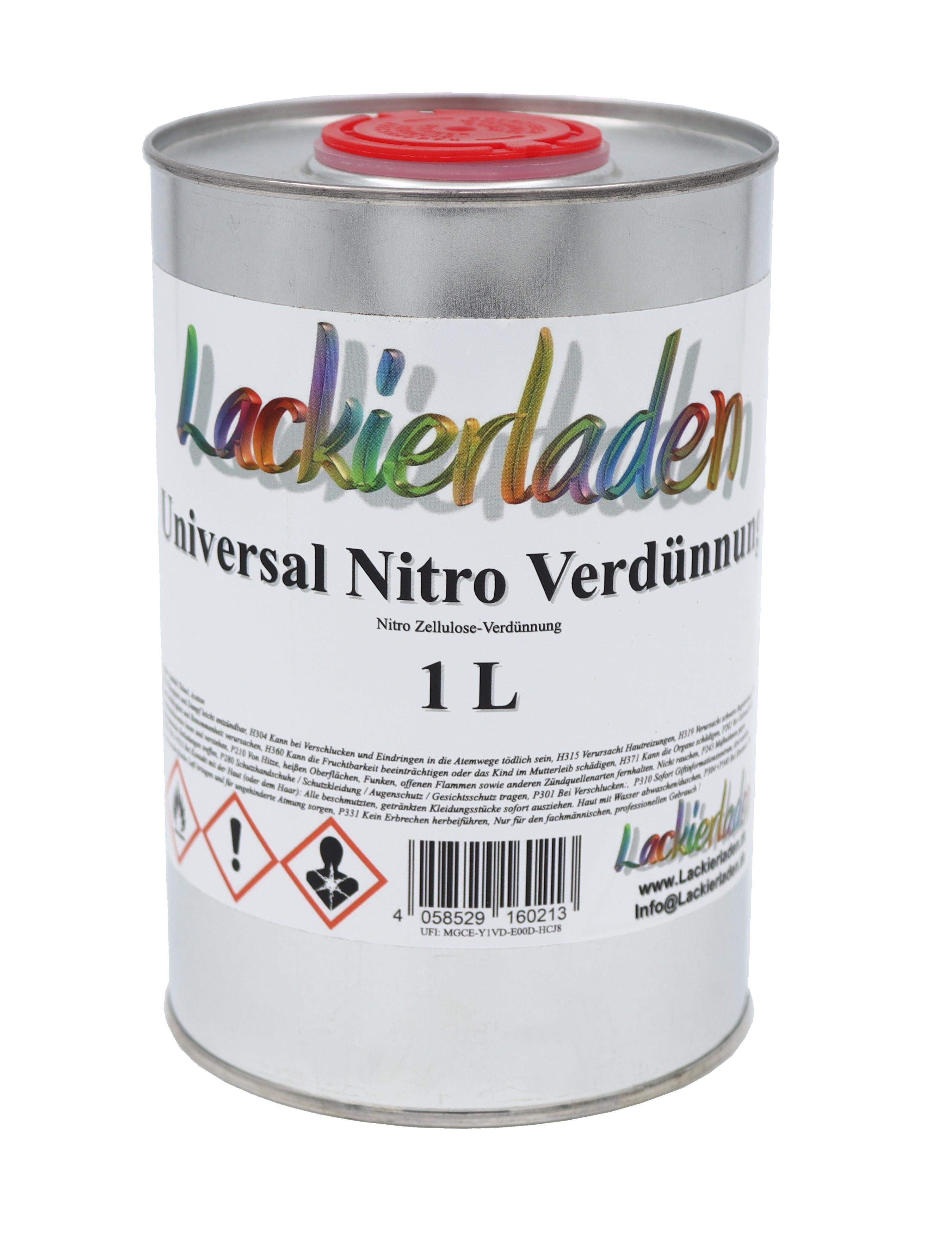 Universal Nitro Verdünnung 1 L
