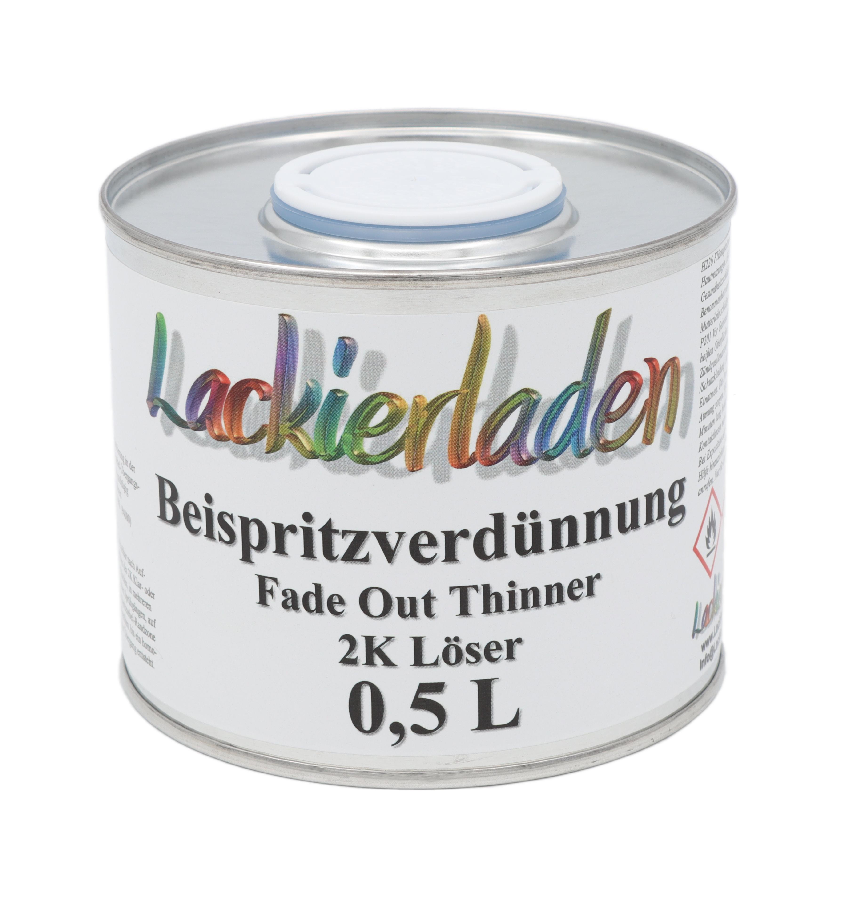 Beispritzverdünnung 0,5 L