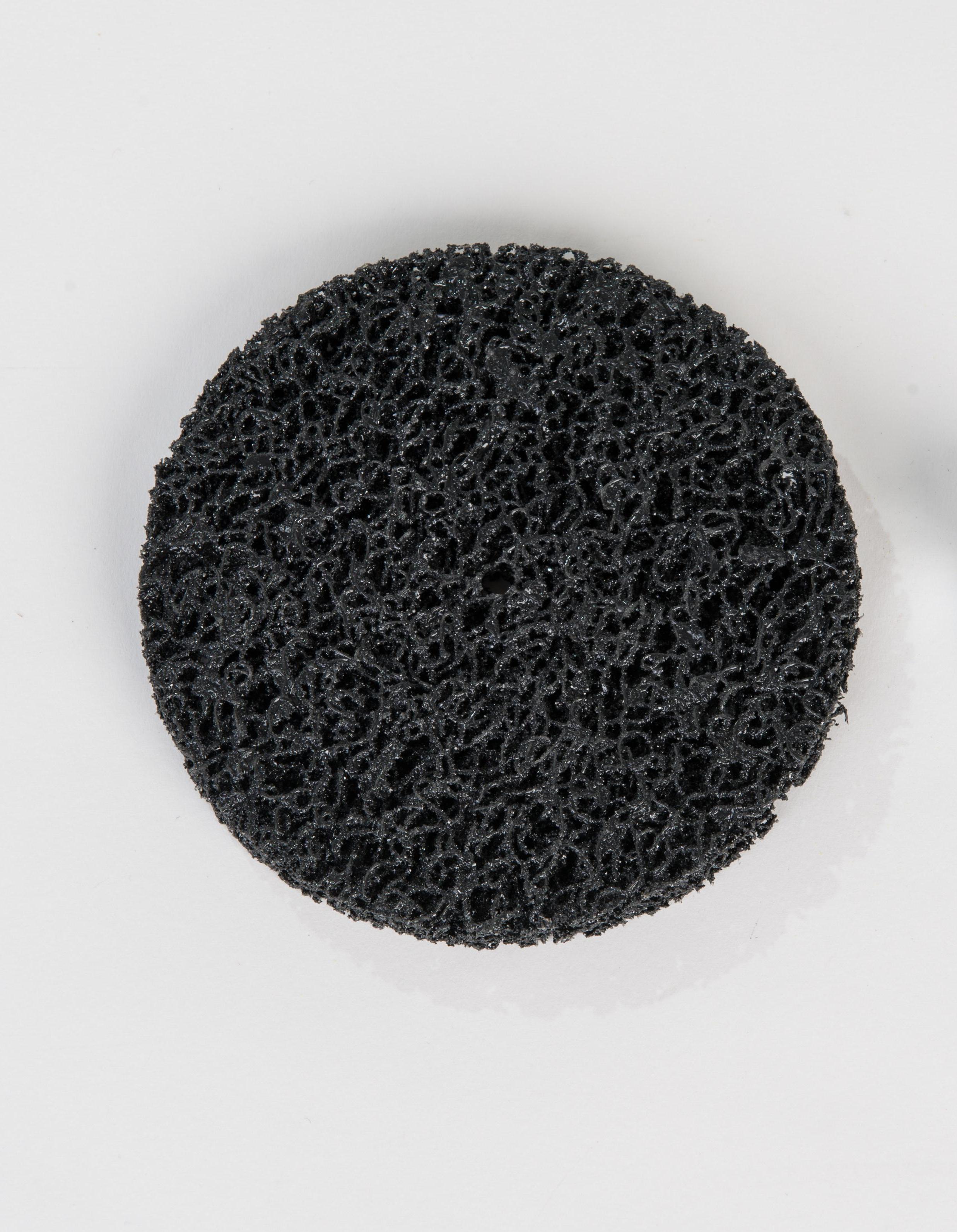 Reinigungsscheibe mit Adapter 125 mm