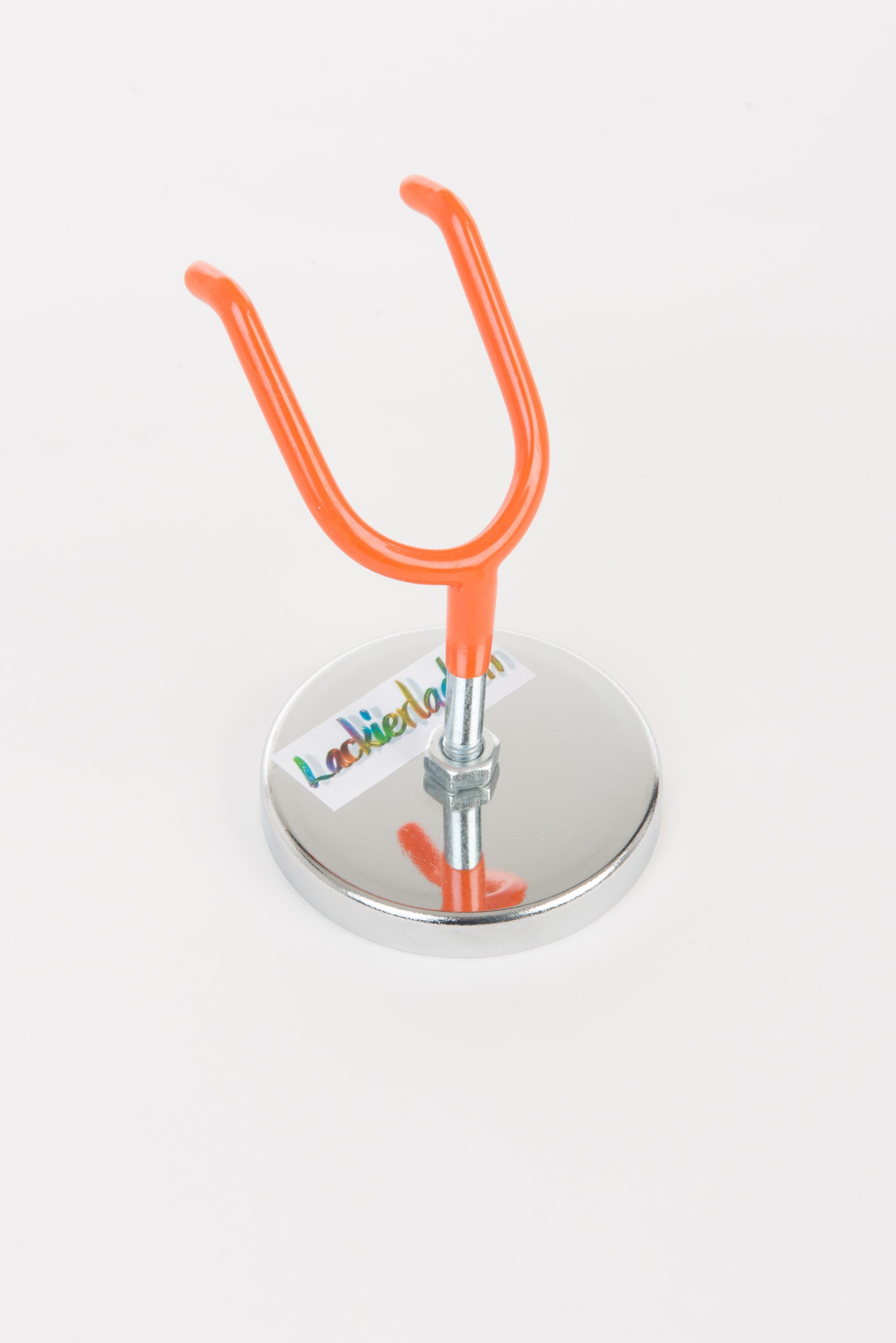 Lackierpistolen Halter magnetisch 1 fach